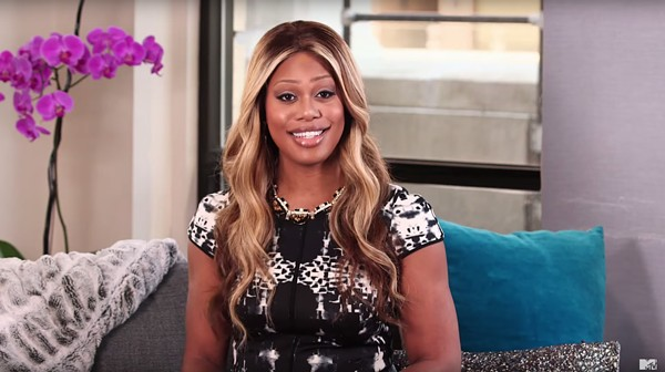 LAVERNE COX PRESENTS THE T WORD